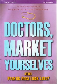 Image of Doctors, market yourselves